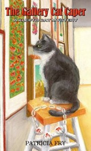 The Gallery Cat Caper, a Klepto Cat Mystery