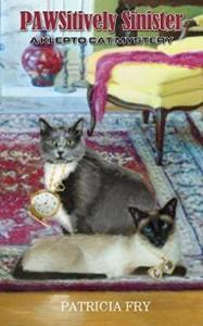PAWSitively Sinister, a Klepto Cat Mystery