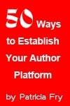 50 Ways to Establish Your Author Platform