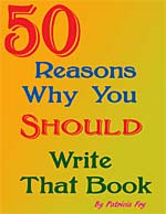 50 Reasons Why You Shouild Write That Book