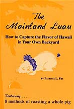 How to host a luau