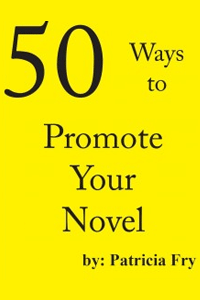 50 Ways To Promote Your Novel