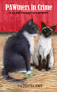 PAWtners in Crime, A Klepto Cat Mystery