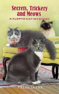 Secrets, Trickery and Meows, Book 27