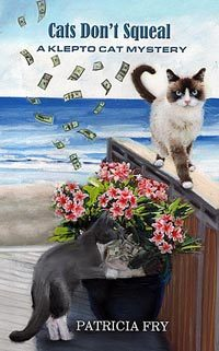 Cats Don't Squeal, Klepto Cat Mystery Book 32