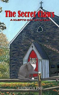 The Secret Claws, a Klepto Cat Mystery