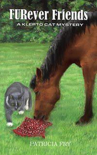 FURever Friends, A Klepto Cat Mystery, Book 34