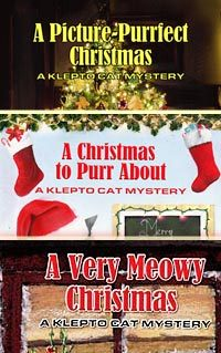 Klepto Cat Mystery - 3 Christmas Book Bundle
