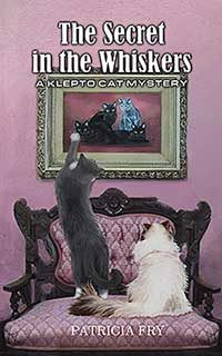 The Secret in the Whiskers, Klepto Cat Mysyery 42