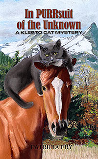 In Purrsuit of the Unknown, A Klepto Cat Mystery